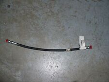 """1 pc Eaton H10404 22"""" Hydraulic Hose With Coll-A-Crimp Female Fittings, New"""