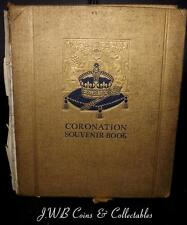 Coronation Souvenir Book 1937 - King George VI's Coronation