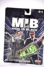 Men in Black Die Cast Car and Figure