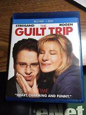 THE GUILT TRIP (Blu-ray/DVD, 2013, 2-Disc Set) WITH CASE STREISAND ROGEN