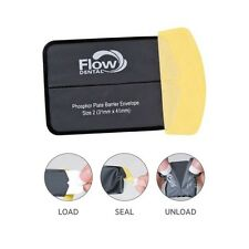 Flow X-ray Safe 'n' Sure Deluxe Phosphor Plate Barrier Envelopes Size 2 300/box