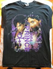 official 2004 prince musicology tour t-shirt concert shirt size XL