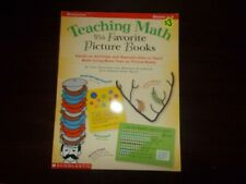 Teaching Math with Favorite Picture Books Reproducible Pages Gr 1-3 Scholastic