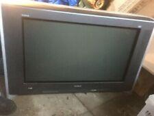 """Sony Fd Trinitron Wega Kv-34Xbr910 34"""" Crt Television"""