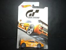 Hot Wheels McLaren F1 GTR Orange Gran Turismo FKF26 1/64