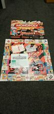 Monopoly- The Beano  Edition board game 2015 Very Rare, Brand New but Opened.