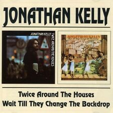 Jonathan Kelly - Twice Around the Houses / Wait Till They Change [New CD] UK - I