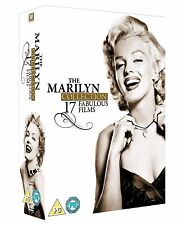 THE COMPLETE MARILYN COLLECTION Boxset  SEALED/NEW 17 films dvds Monroe