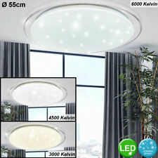 LED Farbwechsler Decken Leuchte Fernbedienung Stufenschalter Lampe dimmbar