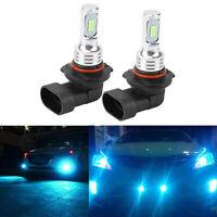 Super Bright 9005 HB3 LED Headlight Bulbs Kit Low Beam 35W 4000LM 8000K Ice Blue