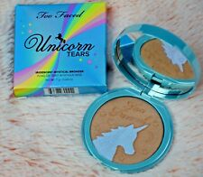 TOO FACED Unicorn Tears Bronzer – Life's A Festival Collection, limited edition