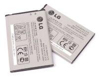 2-Pack OEM LG LGIP-400N 1500mAh 3.7V Battery for Optimus GT540 C LW690 M MS690
