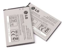 2-Pack OEM LG LGIP-400N 1500mAh 3.7V Battery for Optimus GT540 C LW690 M MS690