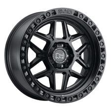 Black Rhino Kelso 17X9 6X139.7 Offset -12 Matte Black W/Black Bolts (Qty of 1)