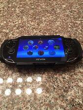 Sony PlayStation Vita Black Handheld System (PSV22031)