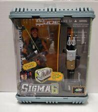 GI Joe Sigma 6 Codename: Spirit Iron-Knife Action Figure *NEW*