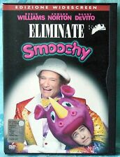 ELIMINATE SMOOCHY - WILLIAMS/NORTON/DEVITO - DVD N.01871 SNAPPER