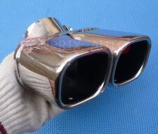 EMBOUT INOX Double Sortie Echappement PEUGEOT 307 308 2008 ….