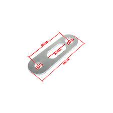 Tachohalter Halterung Tacho DZM für Simson S50 S51 S60 S70 - verzinkt