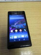 SONY Xperia E1 D2005 - 4GB - Black (O2) Smartphone - Used - D2941