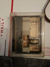 Ciro Super 8mm Film Splicer