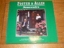 FOSTER & ALLEN - Souvenirs - 1990 UK 20-track Vinyl LP