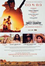 SWEET COUNTRY FILM MOVIE POSTCARDS x 3  SAM NEILL HAMILTON MORRIS