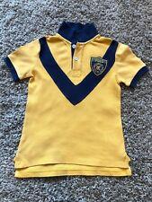 Boys Ralph Lauren Polo Neck T-Shirt, Age 5