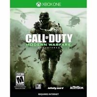 Activision Call of Duty: Modern Warfare Remastered (Xbox One)