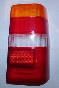 FIAT FIORINO/ PLASTICA FANALE POSTERIORE DX/ REAR LIGHT RIGHT LENS