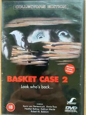 Basket Case 2 DVD 1990 Cult Horror Film Movie Classic with Annie Ross