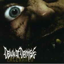 Dawn of Demise - Lacerated CD NEU
