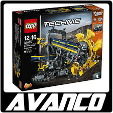 LEGO Technic Bucket Wheel Excavator 42055 BRAND NEW SEALED