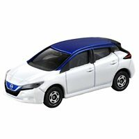 Tomica No.93 Nissan leaf (box) Miniature Car Takara Tomy