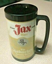 New listing Vintage Jax Beer Old New Orleans Plastic Thermo Mug