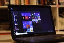 Laptop para Juegos Acer 5742G 2.5GHz Nvidia GT420M 4 GB RAM-llaves roto