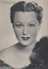 # CINEMA - ATTRICI: JEAN ARTHUR - Ediz. Mondadori - 1937