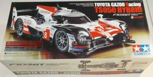 Tamiya 1/10 RC Car No.680 Toyota Gazoo Racing TS050 HYBRID (F103GT Chassis)