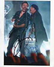 Bruce Springsteen & Steven Van Zandt SIGNED AUTOGRAPH Signing Info AFTAL UACC RD
