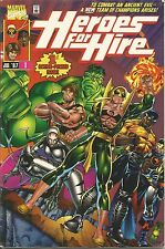 Marvel Comics 1997 Heroes for Hire #1