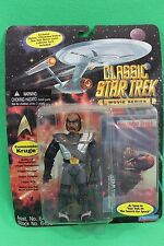 Classic Star Trek Movie Series Commander Kruge Figure 1995 New on Card