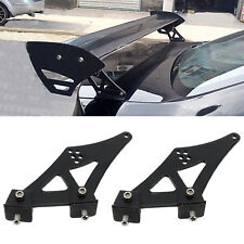 "12.7cm/5"" Rear Wing Racing Spoiler Tripod Drilling Bracket Lightweight Aluminum"