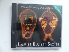 CD HAMIET BLUIETT SEXTET Young warrior old warrior    02932