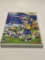 Super Swing Golf: Season 2 (Nintendo Wii, 2007) Complete