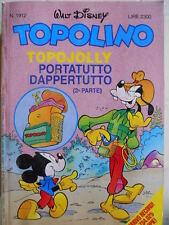 Topolino n°1912 [G.276] - BUONO –