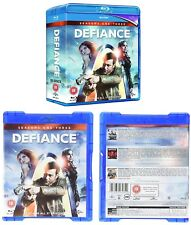 DEFIANCE 1-3 (2013-2015): COMPLETE Invasion SyFy TV Season Series - NEW BLU-RAY