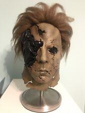 Custom Rob Zombie Hobo Michael Myers QOTS Buried Exposed Halloween RZ Mask RARE!
