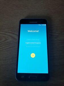 Samsung Galaxy J3 Black,Virgin mobile Smartphone