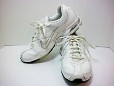NIKE Womens Training Shoes Size 8 White  CH5*Y