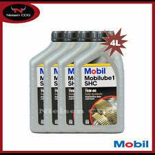Fully Synthetic 4 L Volume Vehicle Gear & Differential Oils